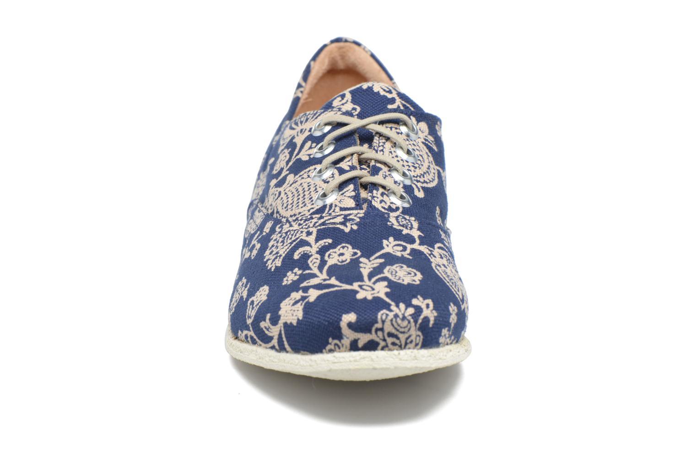 Chaussures à lacets Think! Shua 80036 Bleu vue portées chaussures