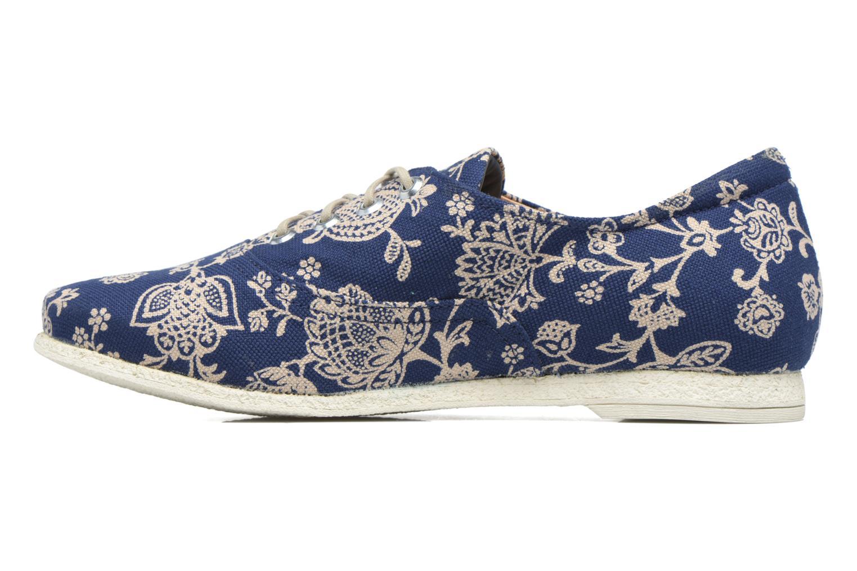 Zapatos con cordones Think! Shua 80036 Azul vista de frente