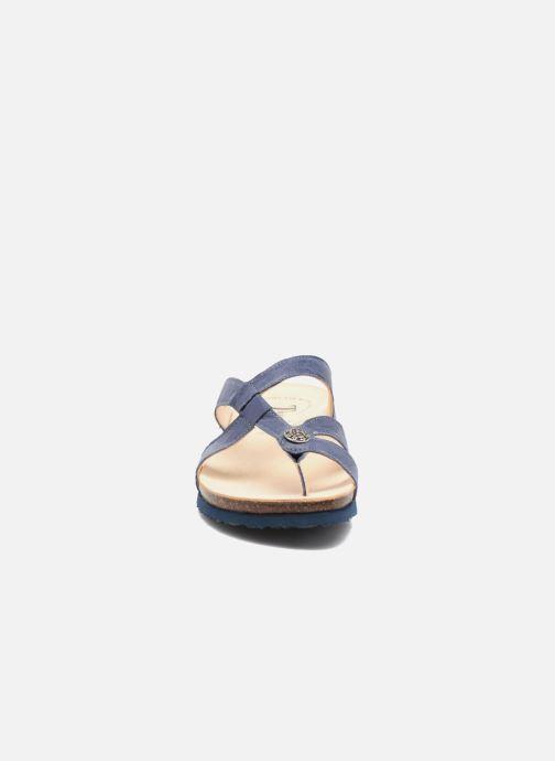 Mules et sabots Think! Julia 84333 Bleu vue portées chaussures