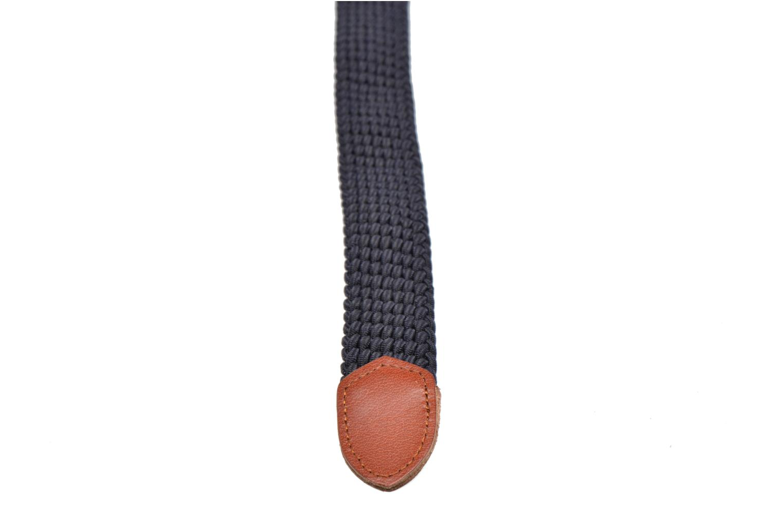 Cinture Esprit Webbing belt synthétique Azzurro immagine frontale