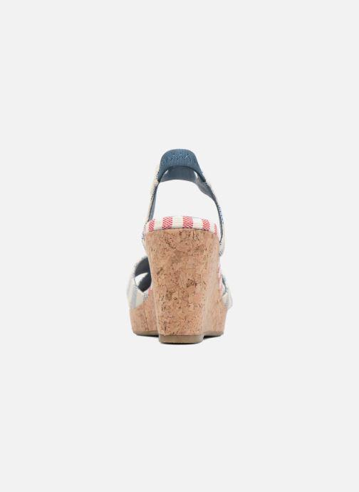 Sandales et nu-pieds Shoe the bear Alec Multicolore vue droite