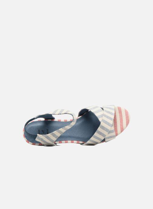 Sandales et nu-pieds Shoe the bear Alec Multicolore vue gauche