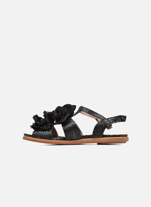 Sandals Neosens Aurora S943 Black front view