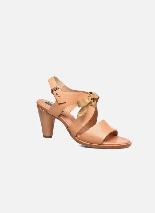 Sandales et nu-pieds Neosens Montua S991 Marron vue détail/paire