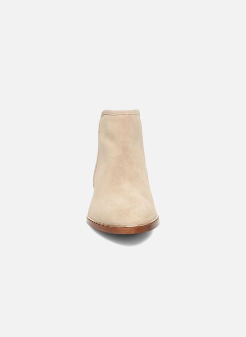 Bottines et boots JB MARTIN 2Figari Beige vue portées chaussures
