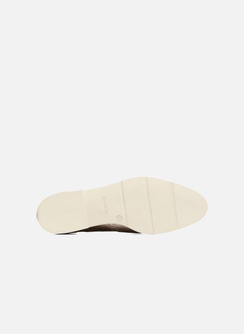 Chaussures à lacets JB MARTIN 1Falba Or et bronze vue haut
