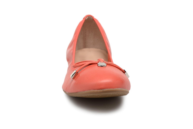 Ballerine JB MARTIN Oreane Arancione modello indossato