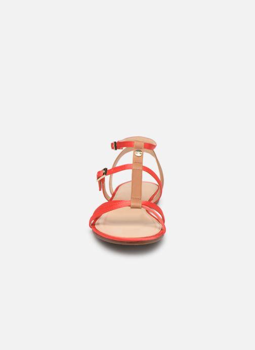 Sandales et nu-pieds JB MARTIN 2GRIOTTES Rose vue portées chaussures