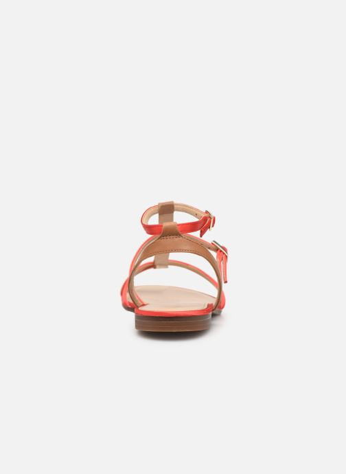 Sandals JB MARTIN 2GRIOTTES Pink view from the right