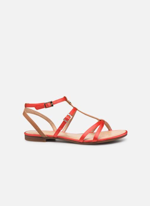 Sandals JB MARTIN 2GRIOTTES Pink back view