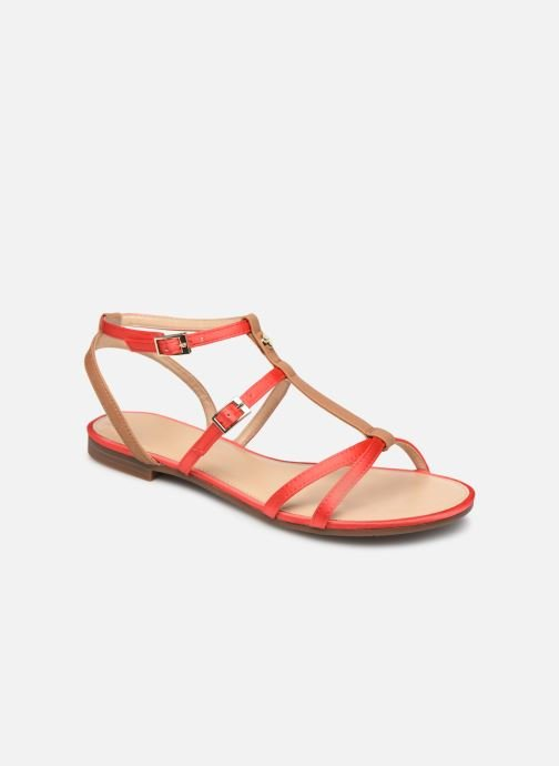 Sandals JB MARTIN 2GRIOTTES Pink detailed view/ Pair view