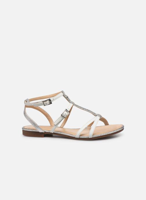 Sandales et nu-pieds JB MARTIN 2GRIOTTES Blanc vue derrière