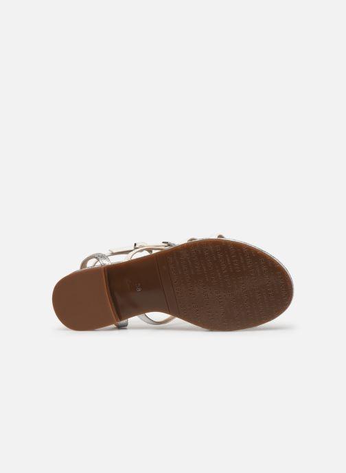 Sandales et nu-pieds JB MARTIN 2GRIOTTES Blanc vue haut