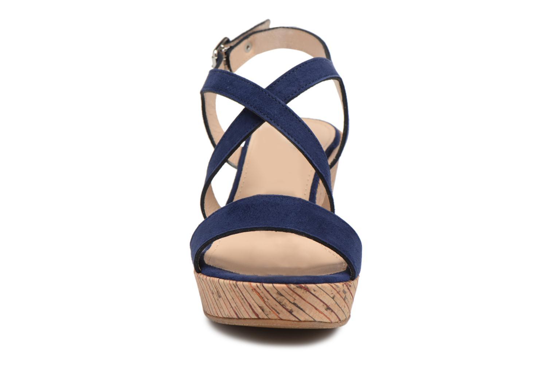 Sandali e scarpe aperte JB MARTIN Dayane Azzurro modello indossato