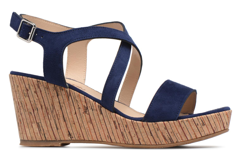Sandali e scarpe aperte JB MARTIN Dayane Azzurro immagine posteriore