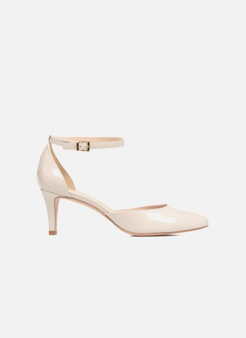 High heels JB MARTIN HarnorBIS Beige back view