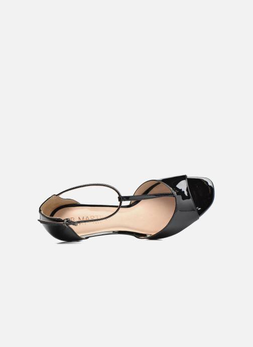 Sandali e scarpe aperte JB MARTIN 1Bougie Nero immagine sinistra