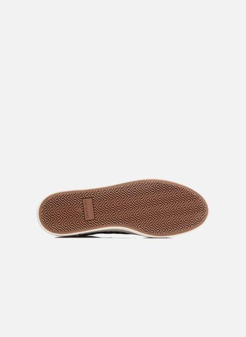 Baskets No Name Plato Sneaker Atari Bleu vue haut