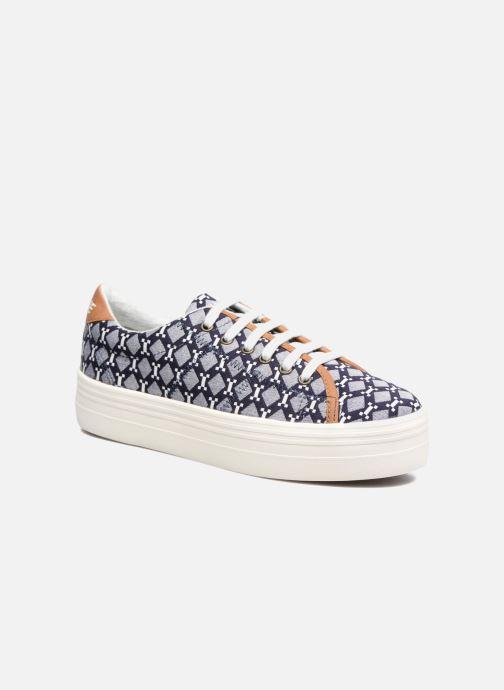 Baskets No Name Plato Sneaker Atari Bleu vue détail/paire