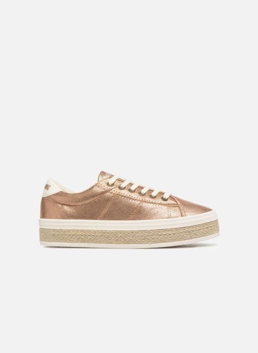 Sneakers No Name Malibu Sneaker Goud en brons achterkant