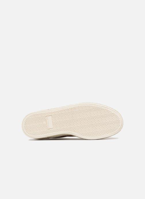 Sneakers No Name Malibu Sneaker Goud en brons boven