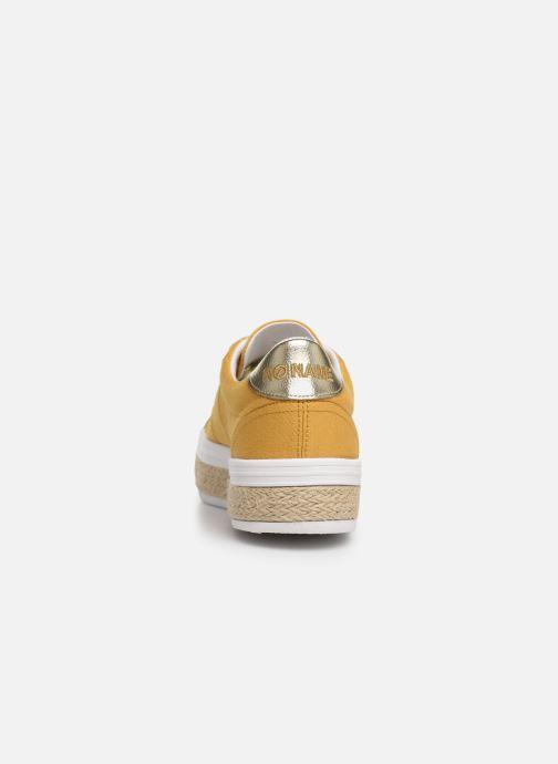 357702 Sneaker Malibu Name gelb No xwq1Z6T60