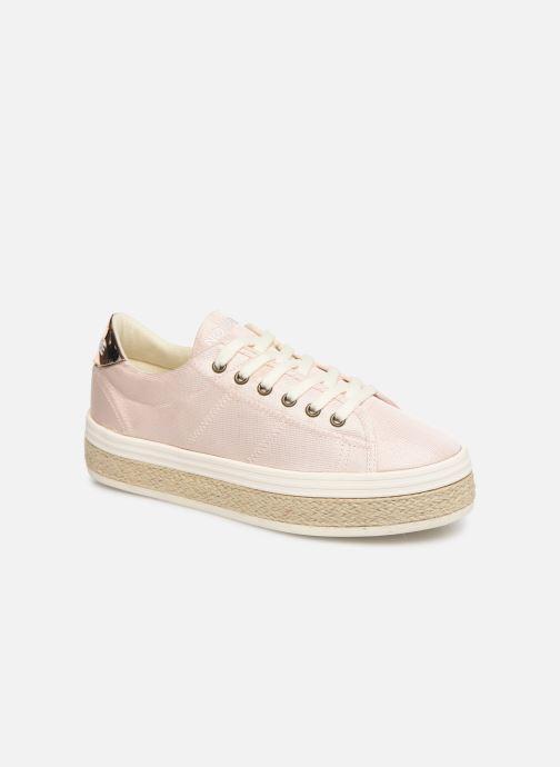 Baskets No Name Malibu Sneaker Rose vue détail/paire