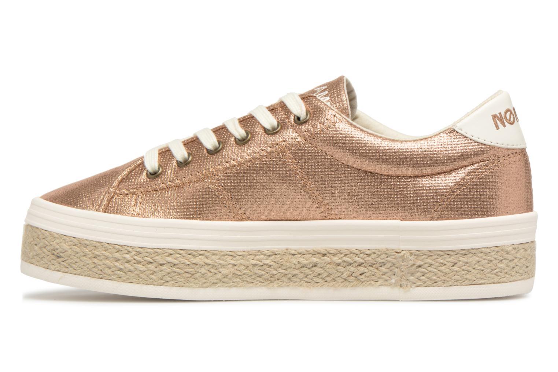 No Name Malibu Sneaker (Or (Or (Or et bronze) Baskets chez