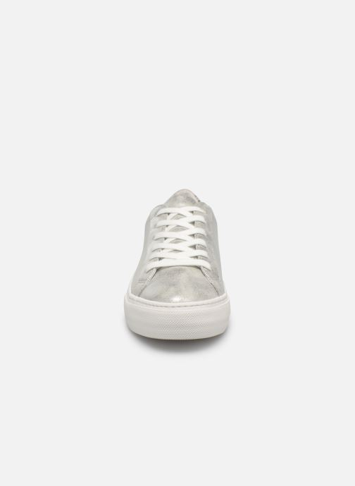 Baskets No Name Arcade Sneaker Glow Argent vue portées chaussures