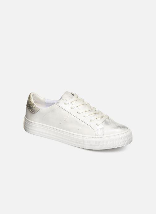 Baskets No Name Arcade Sneaker Glow Blanc vue détail/paire
