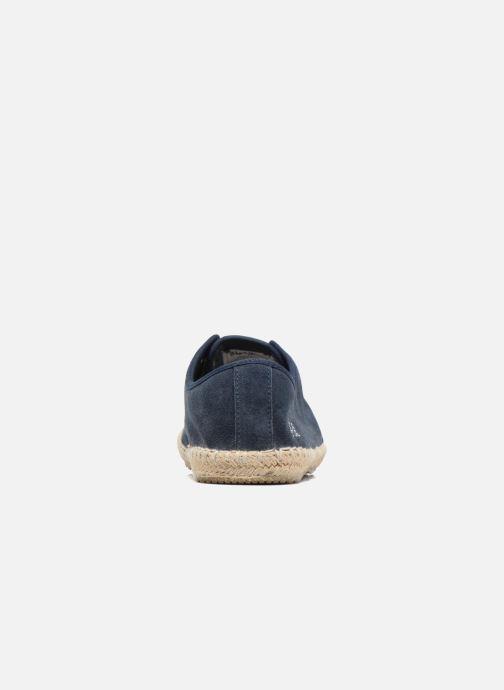 Espadrilles Pepe jeans Tourist Basic 4.0 Bleu vue droite