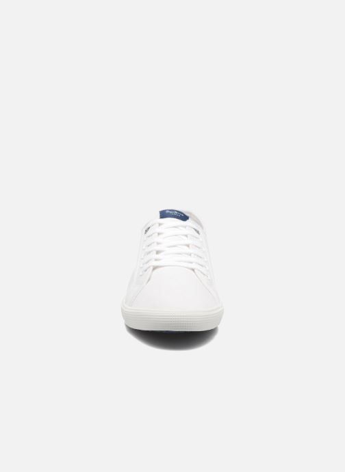 Baskets Pepe jeans Aberman 2.1 Blanc vue portées chaussures