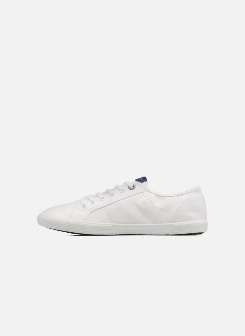 Baskets Pepe jeans Aberman 2.1 Blanc vue face