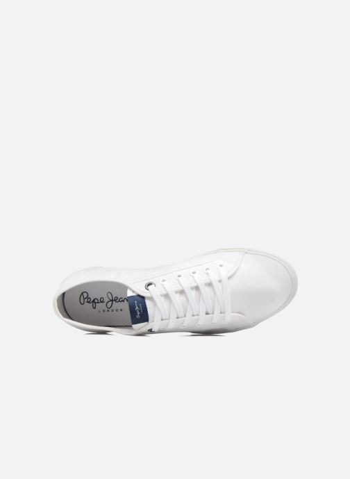 Sneakers Pepe jeans Aberman 2.1 Wit links