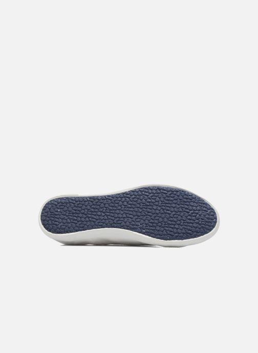 Baskets Pepe jeans Aberman 2.1 Blanc vue haut