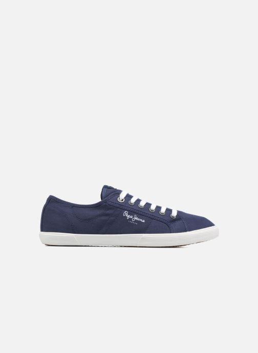 Baskets Pepe jeans Aberman 2.1 Bleu vue derrière
