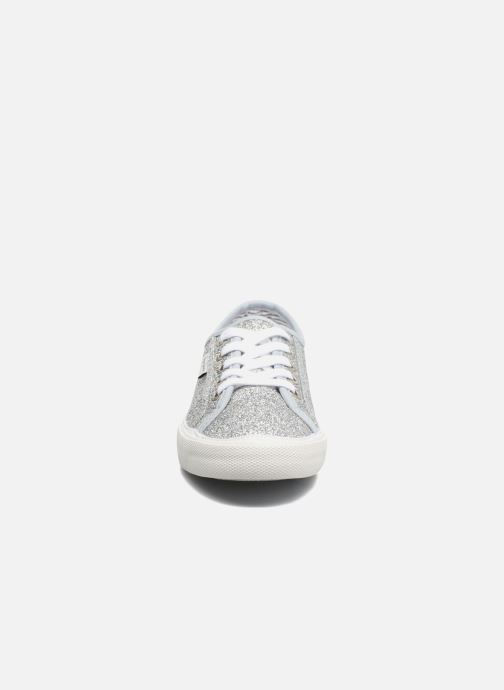 Baskets Pepe jeans Aberlady Flash Gris vue portées chaussures