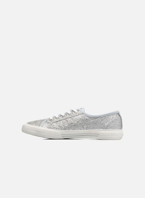 Sneakers Pepe jeans Aberlady Flash Grijs voorkant