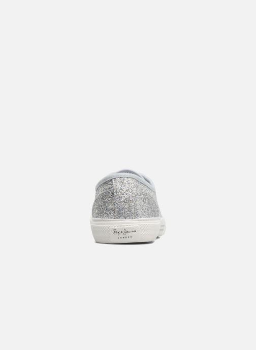 Sneakers Pepe jeans Aberlady Flash Grijs rechts