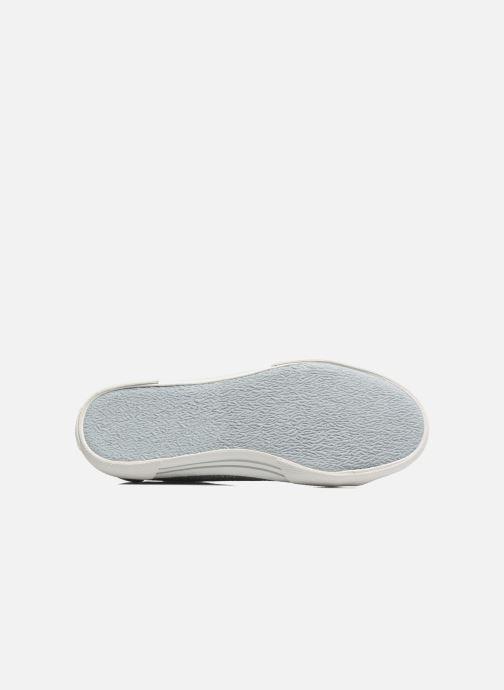 Baskets Pepe jeans Aberlady Flash Gris vue haut