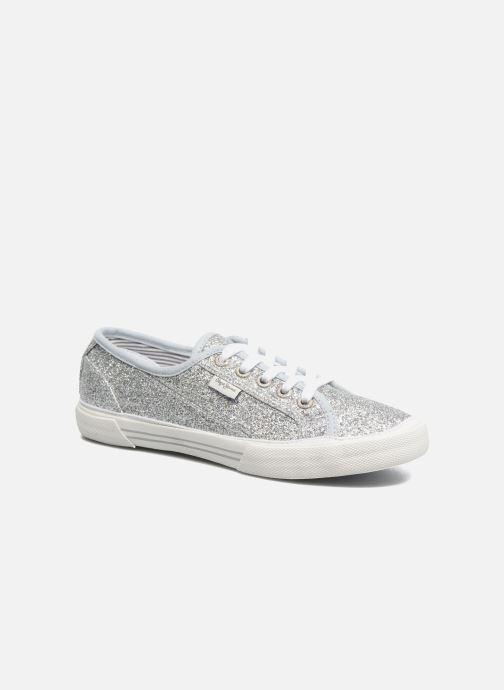 Sneakers Pepe jeans Aberlady Flash Grijs detail