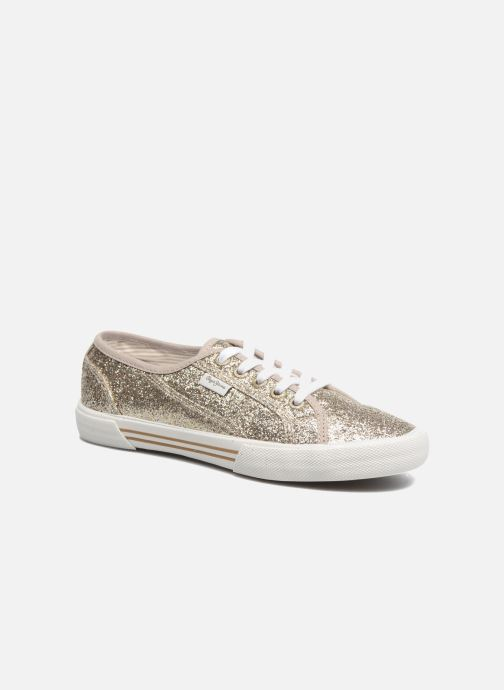 Sneaker Pepe jeans Aberlady Flash gold/bronze detaillierte ansicht/modell