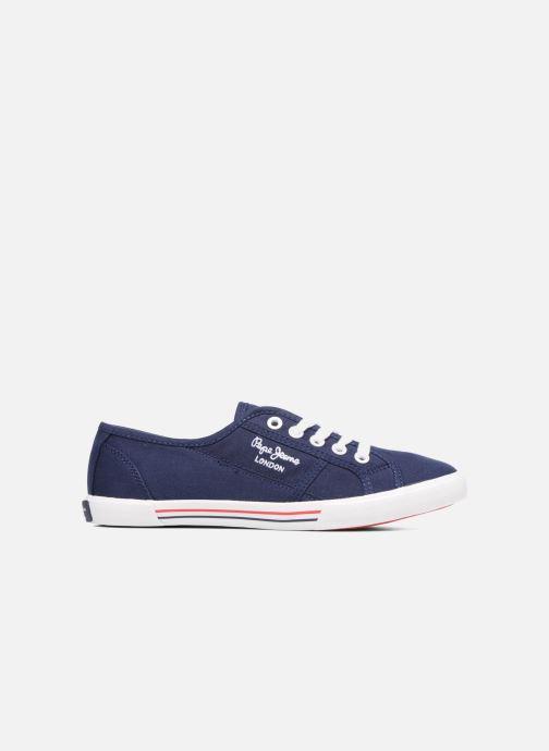 Sneakers Pepe jeans Aberlady Basic 17 Azzurro immagine posteriore