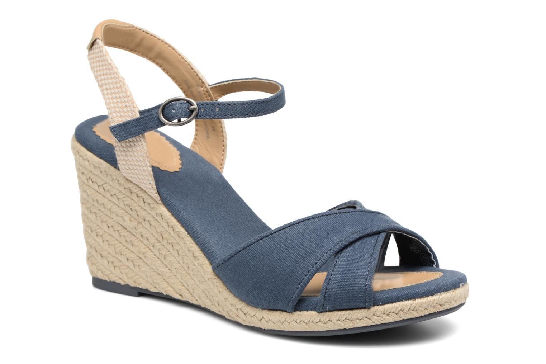 Sandales et nu-pieds Pepe jeans Shark Basic Bleu vue détail paire d10933e8bed0