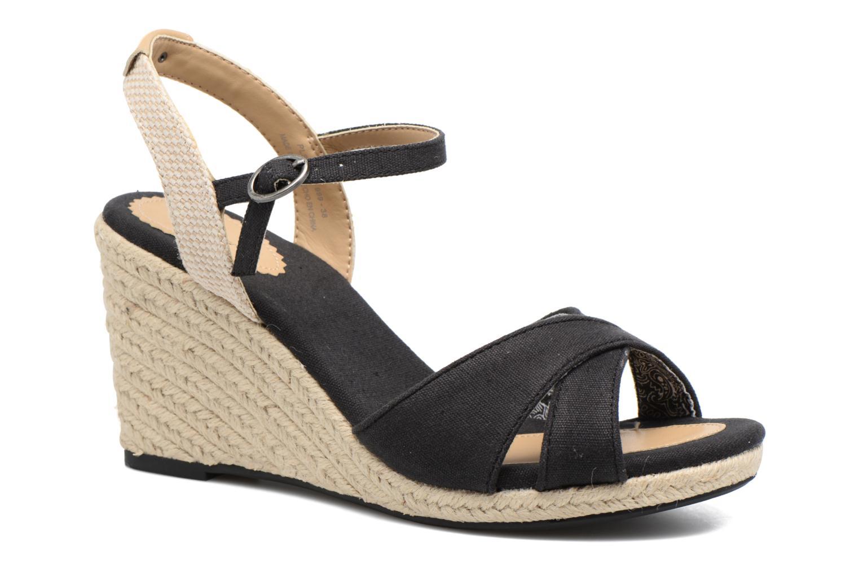 Sandales et nu-pieds Pepe jeans Shark Basic Noir vue détail/paire