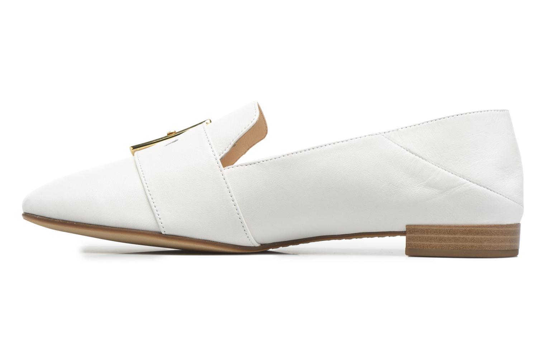 Loafers HÖGL Dorota Hvid se forfra