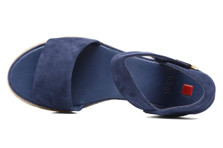 Sandali e scarpe aperte HÖGL Maja Azzurro immagine sinistra