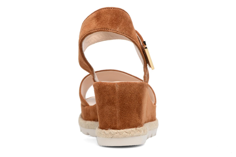 Sandali e scarpe aperte HÖGL Maja Marrone immagine destra