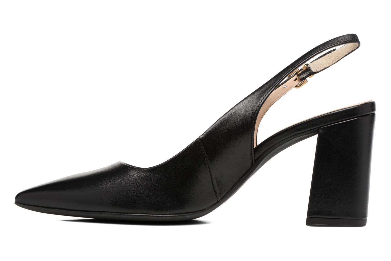 Zapatos de tacón HÖGL Lilua Negro vista de frente