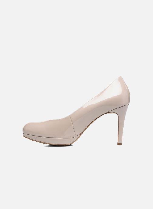 Zapatos de tacón HÖGL Kasia Beige vista de frente